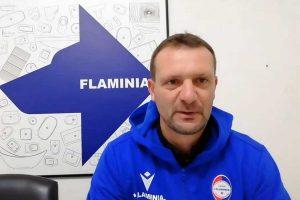 Sport - Calcio - Flaminia - Francesco Punzi