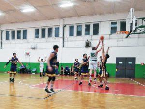 Sport - Basket - Soriano Virus contro Pallacanestro Perugia