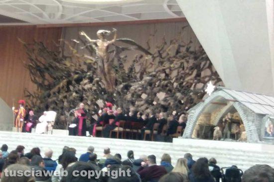 Roma - L'udienza generale di papa Francesco