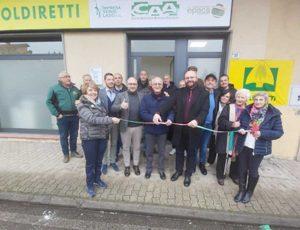 La nuova sede di Coldiretti a Vetralla