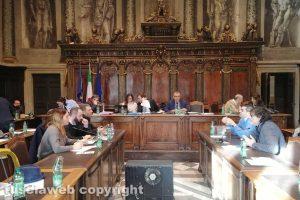 Viterbo - Il consiglio comunale