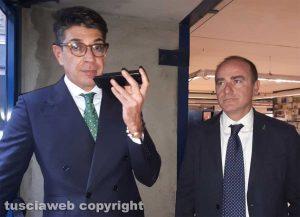 Giuseppe Di Renzo e Giovanni Labate