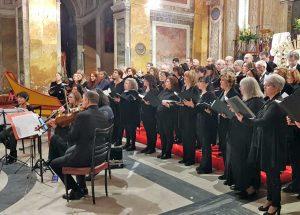 Il concerto di Tuscia in coro a Nepi