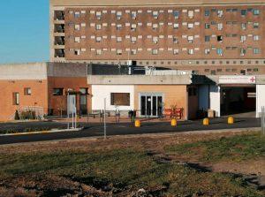 Ospedale di Belcolle - Il nuovo pronto soccorso