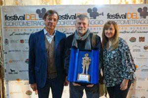 Angelo Giuliano, Alessandro D'Alatri e Valeria D'Ubaldo