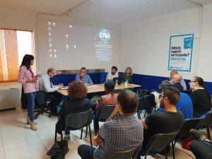 Un incontro con gli operatori del settore alimentare