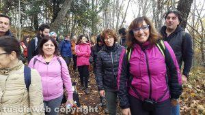 Viterbo - Cammino sulle vie dell'esilio di santa Rosa