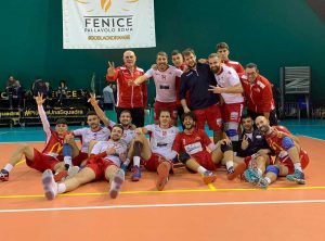 Sport - Volley club Orte corsaro con la Fenice