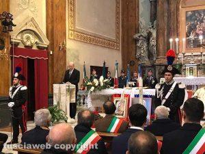Ronciglione - Celebrazione Virgo Fidelis e Santa Cecilia