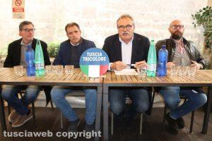 Fini, Ceccarelli, Giampieri, e Bianchini