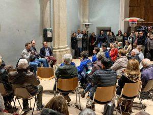 Vasanello - Presentazione del saggio di Francesco Bergantili