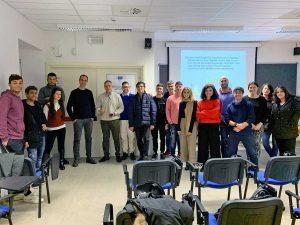 Civitavecchia - Un seminario del corso di laurea magistrale in Economia Circolare al Polo dell'Università della Tuscia