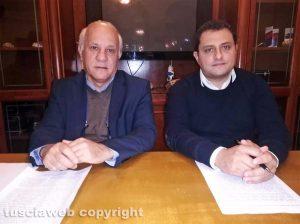 Viterbo - Bengasi Battisti e Fabio Valentini