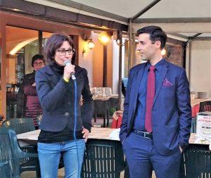 M5s - Andrea Andreani e Silvia Blasi