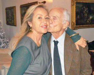 Simona Tartaglia e Giorgio Capitani