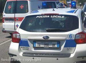 118 e polizia locale