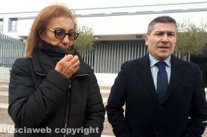 Caterina Acciardi e Vincenzo Luccisano