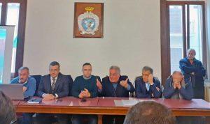 Castel Sant'Elia - La riunione tecnica indetta dal comune