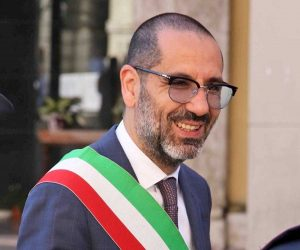 Terni - Il sindaco Leonardo Latini