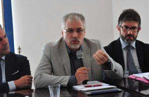 Marco Prosperoni - Il presidente all'adunanza plenaria del distretto del Lazio del 13 luglio 2019 a Civitavecchia