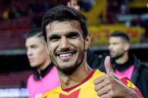 Sport - Calcio - Benevento - Alessandro Tuia