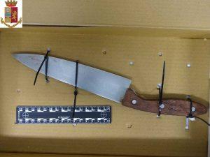 Terni - Polizia - Accoltella un 28enne al torace