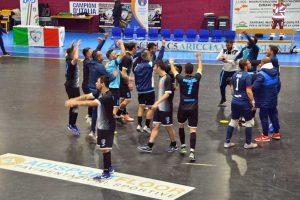 Sport - Calcio a 5 - Il Real Fabrica di Roma vince la coppa Lazio