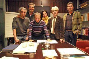 Antonello Ricci, Silvia Cruciani e la famiglia Sensi