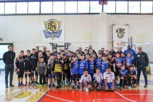 Sport - Volley - Il concentramento under 13 a Viterbo