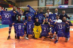 Sport - Pallavolo - Tuscania volley - Il match sul campo del Corigliano