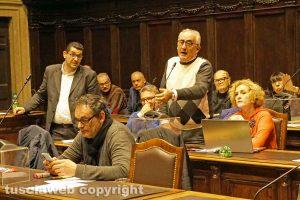 Viterbo - La minoranza in consiglio comunale