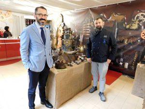 Andrea De Simone e Virginio Casantini