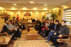Cultura - I docenti del Cardarelli in Turchia