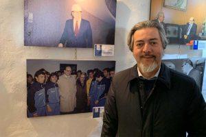 """Roma - Francesco Battistoni alla mostra """"Craxi ambasciatore del mondo"""""""