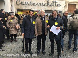 Roma - Legali viterbesi contro lo stop alla prescrizione