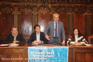 Viterbo - Forza Italia propone Viterbo come capitale europea della cultura