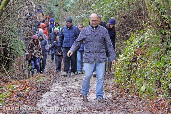 Bassano in Teverina - La passeggiata dedicata a Pier Paolo Pasolini