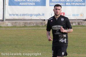 Sport - Calcio - Viterbese - Edoardo Bianchi