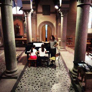 Il Complesso Scolastico Cardinal Ragonesi - La cappella