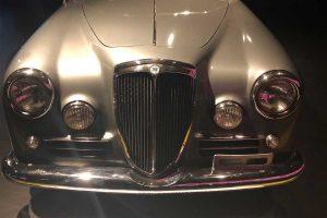 Torino - La Lancia Aurelia B20S VI serie del 1957
