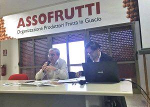 """Riunione pubblica per la promozione della """"Filiera organizzata per la valorizzazione quanti-qualitativa della frutta a guscio"""""""