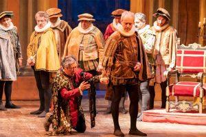 """Lo spettacolo """"Rigoletto"""""""