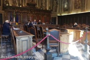 Viterbo - La prima commissione consiliare