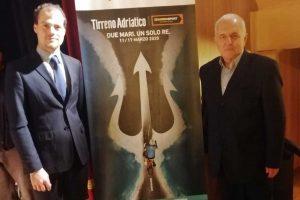 Sport - Ciclismo - Il sindaco Mengoni alla presentazione della Tirreno - Adriatico