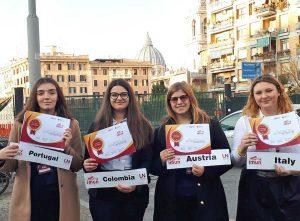 Imun, menzione d'onore a 4 studentesse del Cardarelli di Tarquinia