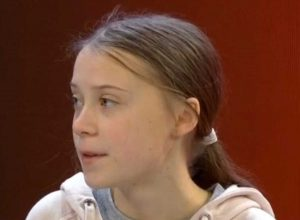Davos - Greta Thunberg