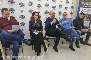 La conferenza stampa di Fratelli d'Italia