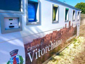 L'eco-isola di Vitorchiano