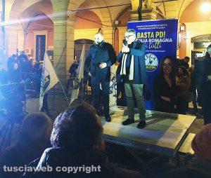 Tour in Emilia Romagna per Umberto Fusco