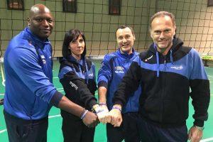 """Sport - Pallavolo - Tuscania volley - La campagna """"In campo contro l'omofobia"""""""
